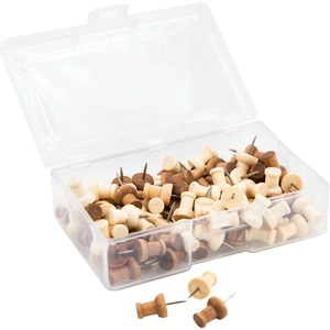 U Brands Wood Pushpins