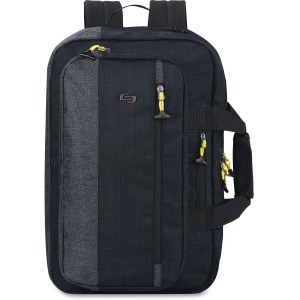 "Solo Velocity Carrying Case (Backpack) for 15.6"" Notebook - Blue Gray"