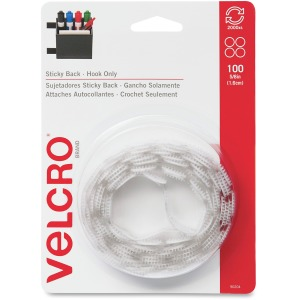 VELCRO® Brand VELCRO Brand Sticky Back Round Coin Fasteners