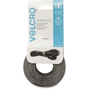 VELCRO® Brand Reusable Cable Ties