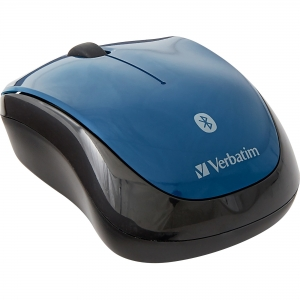 Verbatim Bluetooth® Wireless Tablet Multi-Trac Blue LED Mouse - Dark Teal