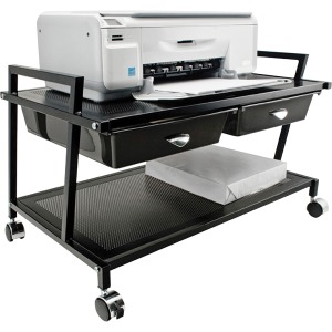Vertiflex Underdesk Machine Stand with Drawers