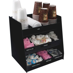 Vertiflex Vertical 3-Shelf Condiment Organizer