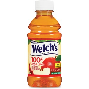 Welch's 100 Percent Apple Juice