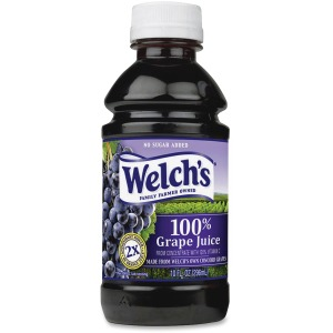 Welch's 100 Percent Grape Juice