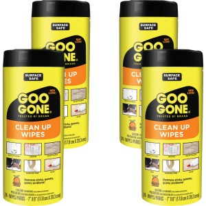 Goo Gone Tough Task Wipes