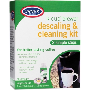 Weiman Urnex K-Cup Brewer Cleaning Kit