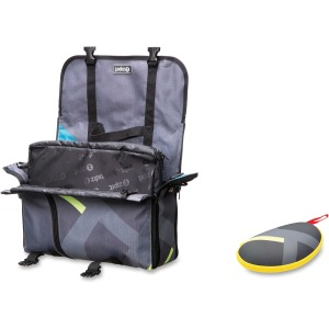 "ZIPIT Carrying Case (Messenger) for 14"" Notebook - Gray, Blue"