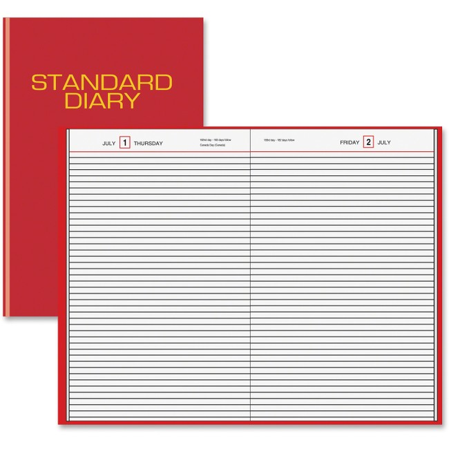 At-A-Glance Standard Daily Business Diary
