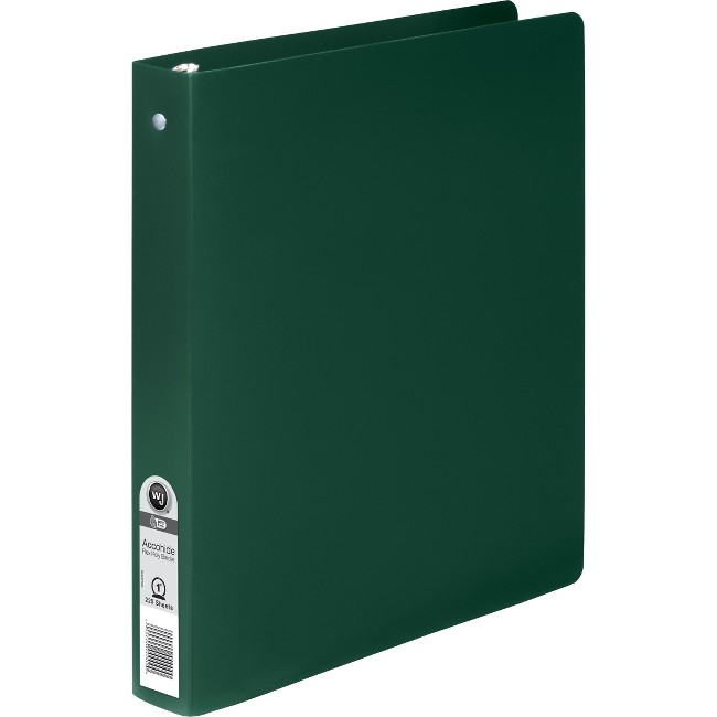 Wilson Jones ACCOHIDE Binder