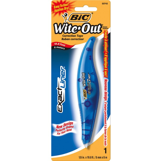 Wite-Out Exact Liner Brand Correction Tape