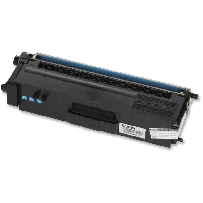 Brother Genuine TN315C High Yield Cyan Toner Cartridge.