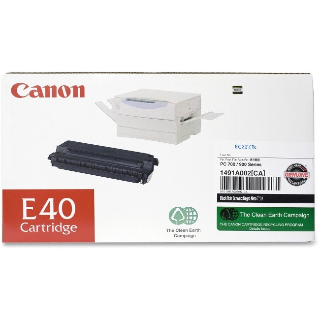 Canon E40 Original Toner Cartridge