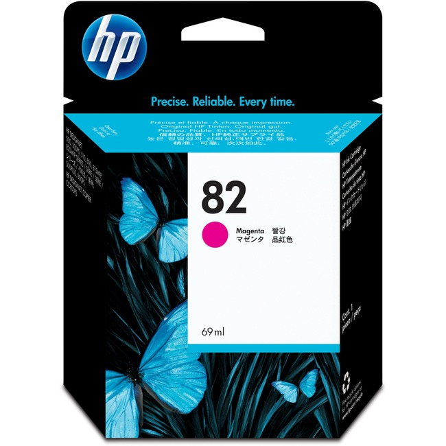 HP 82 (C4912A) Original Ink Cartridge - Single Pack