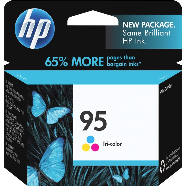 HP 95 (C8766WN) Original Ink Cartridge