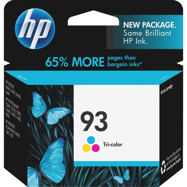 HP 93 (C9361WN) Original Ink Cartridge