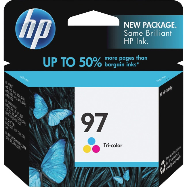 HP 97 (C9363WN) Original Ink Cartridge