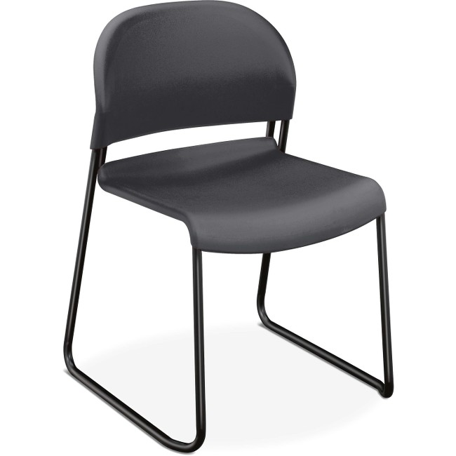 HON GuestStacker Stacking Chairs - 4/CT