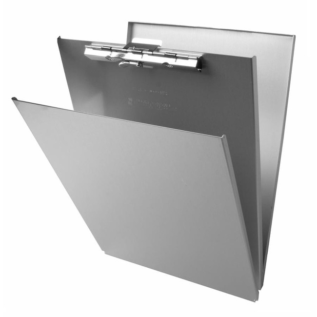 Saunders Top-Opening Storage Clipboard