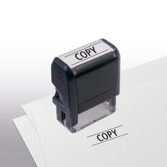 Copy Stamp - Self-Inking