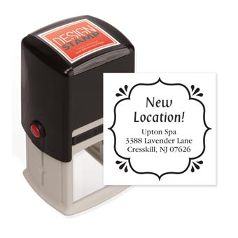 Delightful Design Stamp - Self-Inking