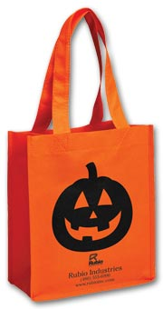 Halloween Handle Tote 8 x 5 x 10