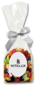 Stand-Up Candy Bag With Bow