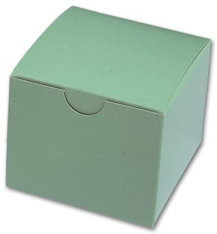 Model Boxes, Single, Green