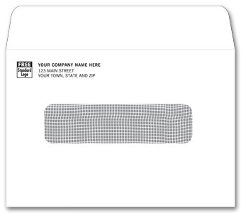 Self Seal Statement Envelope 463