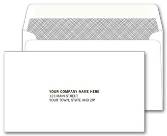 Payment Return Envelope