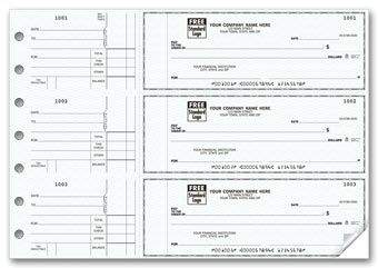 3-On-A-Page Counter Signature Checks