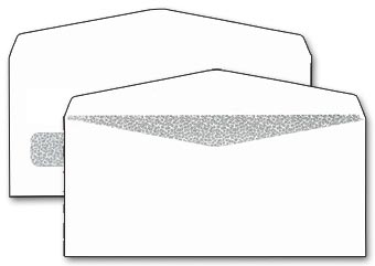 Single Window Confidential Envelope