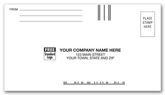 Courtesy Reply Envelope, Small