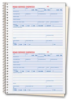 Retail Forms & Supplies