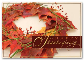 Memorable Thanksgiving Cards