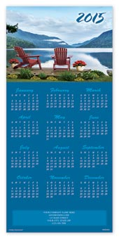 Mountain Escape Calendar Cards