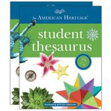 American Heritage Student Thesaurus, Pack of 2