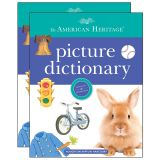 American Heritage Picture Dictionary, Pack of 2
