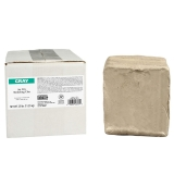 Air Dry Clay, Gray, 10 lbs. Per Box, 2 Boxes