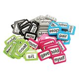 Magnetic Die-Cut Sight Words, 3rd 100 Words, Level 3, 100 Pieces, 3 Packs