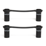 Bouncyband for Chairs, Black, 2 Sets
