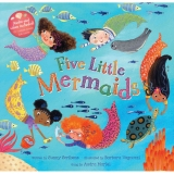 FIVE LITTLE MERMAIDS