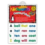 Learning Magnets High-Frequency Words, 208 Pieces