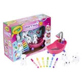 Scribble Scrubbie Pets! Scrub Tub Set