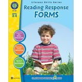 (3 EA) READING RESPONSE FORMS GRS 3-4