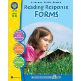 Reading Response Forms Gr. 5-6