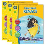 Esperanza Renace - Literature Kit, Spanish Version, Grades 5-6, Pack of 3