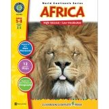 WORLD CONTINENTS SERIES AFRICA