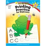PRINTING PRACTICE FOR BEGINNERS  HOME WORKBOOK GR K-1