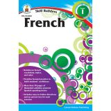 Skill Builders French I Workbook, Grades K-5, Pack of 6